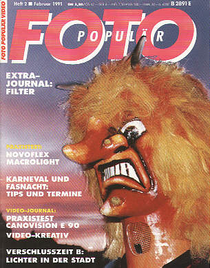 Swiss Carnival in Basel, Cover Photo 2/91
